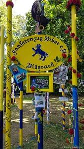 Biberacher Schuetzenfest 2020 Gigelberg Stelen 17