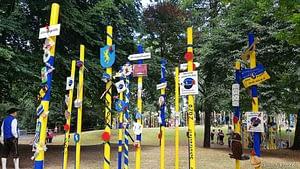 Biberacher Schuetzenfest 2020 Gigelberg Stelen 50