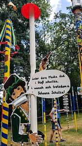 Biberacher Schuetzenfest 2020 Gigelberg Stelen 45