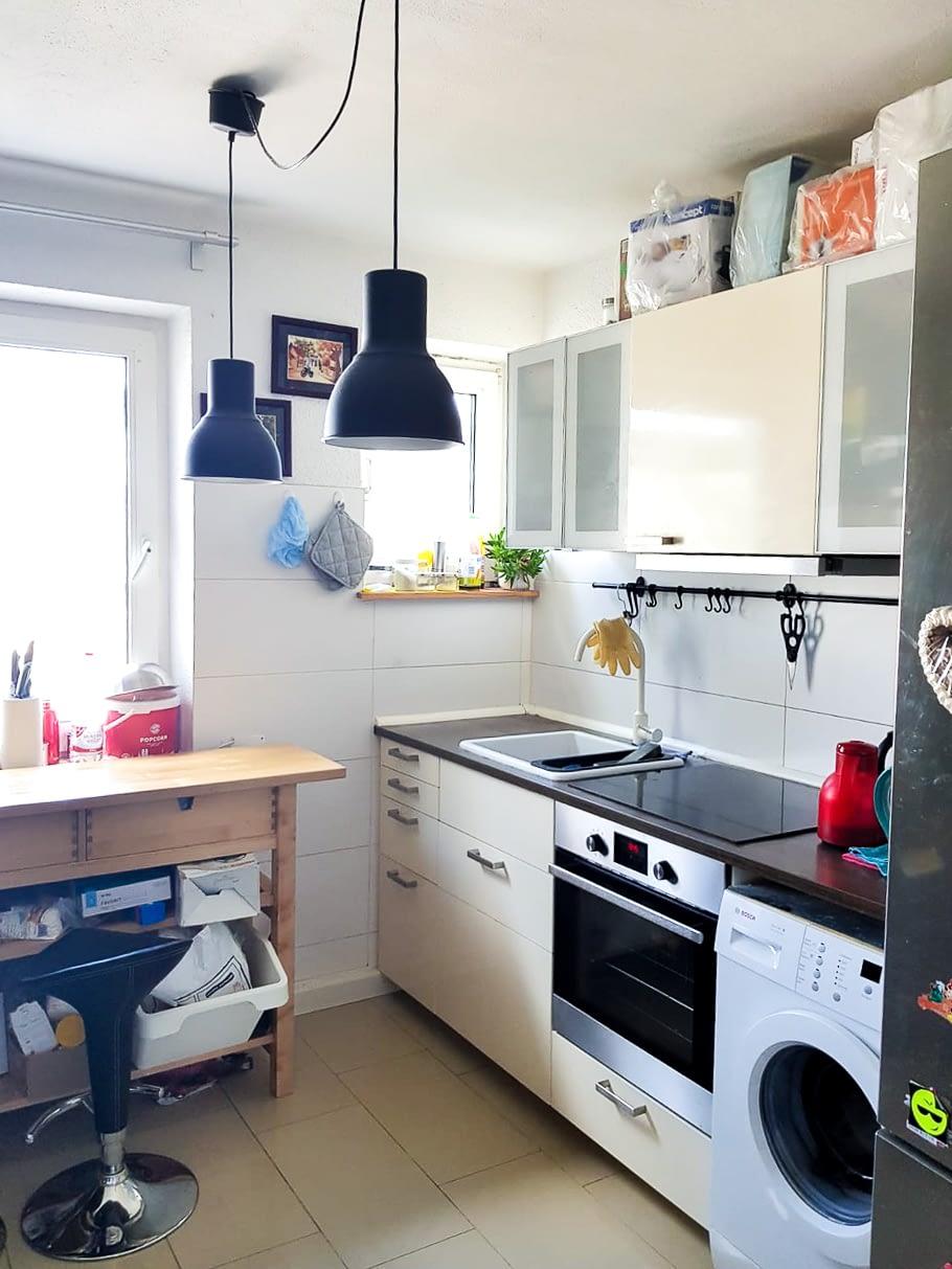 Wohnungsverkauf Neu-Ulm - Küche