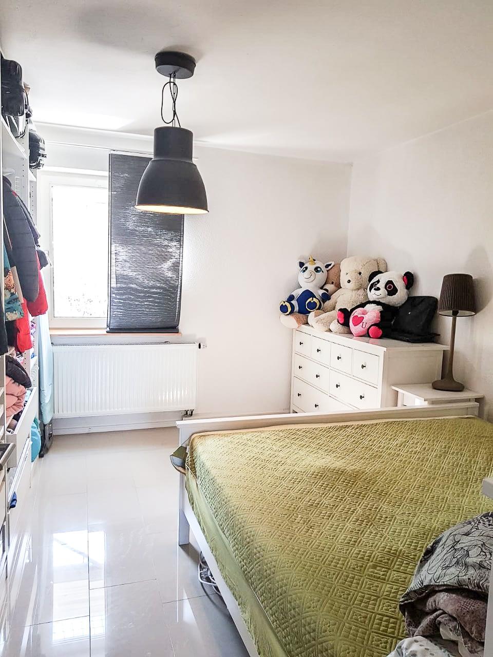 Wohnungsverkauf Neu-Ulm - Schlafzimmer