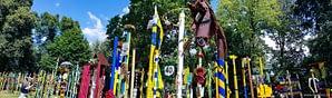 Biberacher Schuetzenfest 2020 Gigelberg Stelen 19