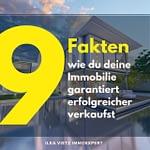 9 Fakten - Immobilienverkauf