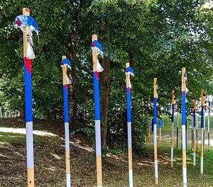 Biberacher Schuetzenfest 2020 Gigelberg Stelen 25